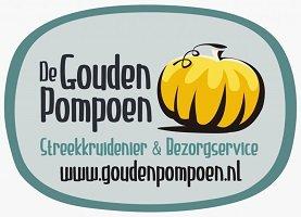 Logo goudenpompoen