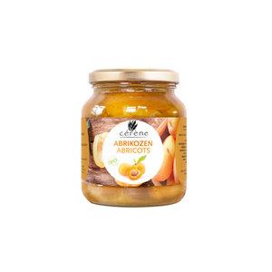 abrikozen op sap, 350g, Cerene