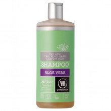 Aloe vera shampoo, droog haar, 500ml, Urtekram