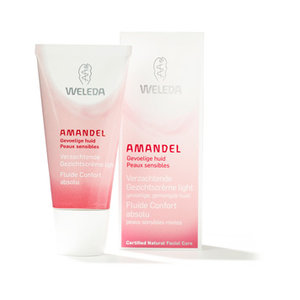 amandel gezichtscreme light, 30ml, Weleda
