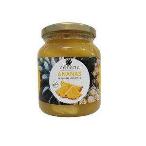 ananas op eigen sap, 350g, Cerene
