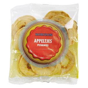 appeltjes gedroogd, 80g, Horizon
