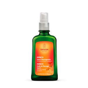 arnica sport massageolie, 100ml, Weleda
