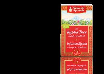 Ayurvedische kapha thee, 15x/1kop (Maharishi, bio)