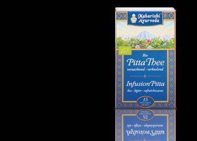 Ayurvedische pitta thee, 15x/1kop (Maharishi, bio)