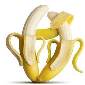 Bananen, 1kg, Odin