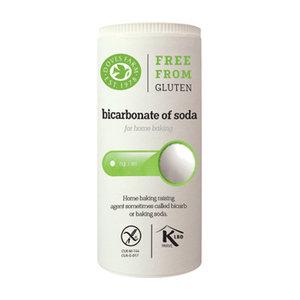 bicarbonate soda (zuiv.zout), 200g, Doves Farm