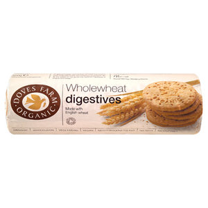 Biscuits digestive volk. tarwe, 400g, Doves Farm