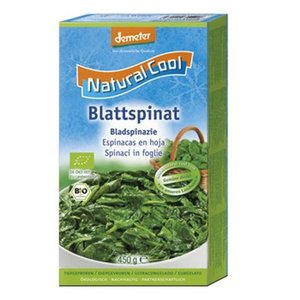 Bladspinazie,  400gr, Natural Cool