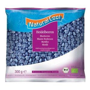 Blauwe bessen, diepvries, 300gr, Natural Cool