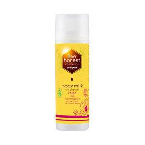 Bodymilk rozen, 150ml (Bee Honest, bdih)