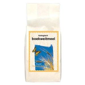 Boekweitmeel, volkoren, 500gr, De Nieuwe Band