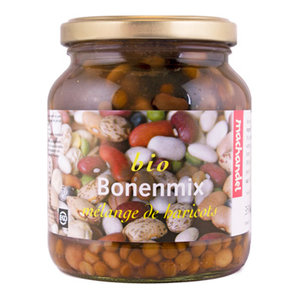 bonenmix, 370ml, Machandel
