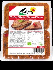 Braadfilet pizza, 160gr, Taifun