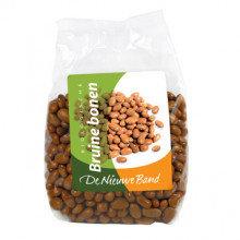 bruine bonen, 500g, De Nieuwe Band