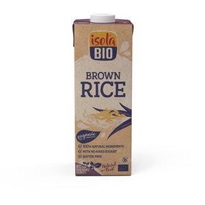 Bruine rijstdrink, 1ltr, Isola Bio