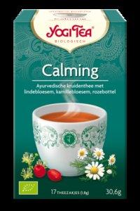Calming tea, 17blt, Yogi Tea