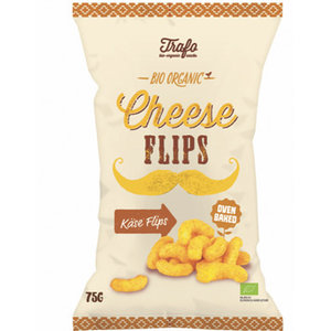 Cheese flips, 75g, Trafo