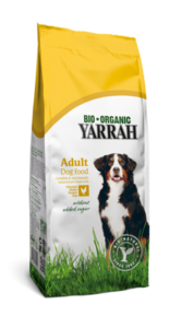 dogfood adult kip brokjes, 15kg, Yarrah