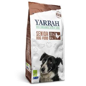 dogfood senior kip vis brokjes, 2kg, Yarrah
