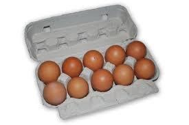 Eieren, 10 st, Eddy Tuink