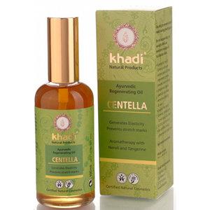 Face  body oil centella, 100ml, Khadi