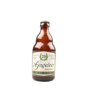 Gageleer belgisch streekbier, 33cl, Gageleer
