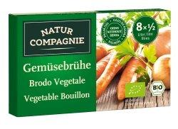 Groentebouillon, 8 blokjes, Natur Compagnie