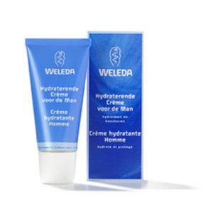 hydraterende creme voor de man, 30g, Weleda