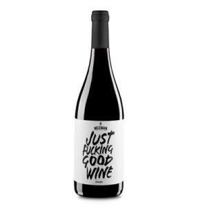 just fck good wine red, 750ml, Neleman