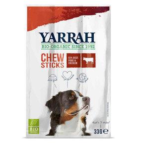 Kauwsticks, hond, 3st, Yarrah