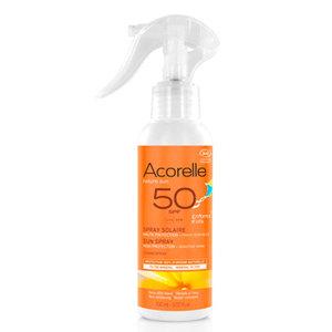 kids sun spray spf 50, 150ml, Acorelle
