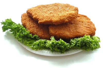 Kip-schnitzel, 15stuks x 100gr, Eddy Tuink