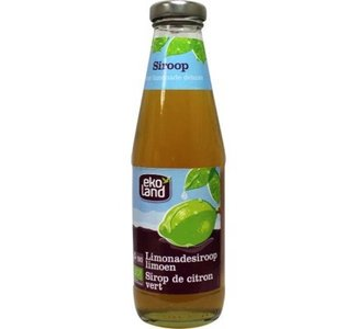 Limoen limonadesiroop 500ml