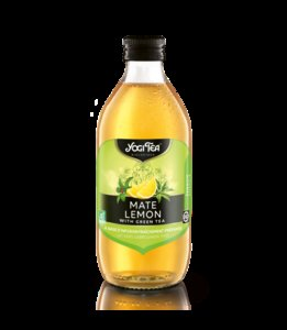 Mate lemon cold tea, 330ml, Yogi Tea