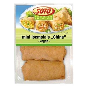 Mini Chinese loempia, 200gram, Soto