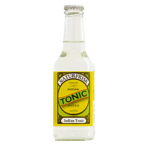 Naturfrisk, Indian tonic, 330ml (bio)