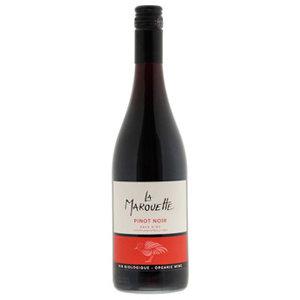 Pinot noir, 750ml, La marouette