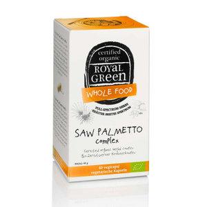 Saw palmetto complex, (1x60st), Royal Green