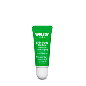 skin food lip balm, 8ml, Weleda