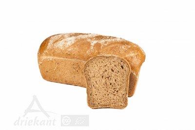 Vierwindenkorenbrood, 800gr, Driekant