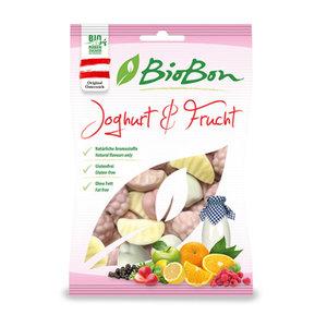 yoghurt-vruchtensnoepjes, 100g, BioBon