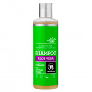 Aloe vera shampoo, normaal haar, 250ml, Urtekram