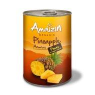 ananas pieces, 400g, Amaizin