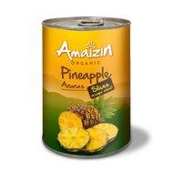 ananas slices, 400g, Amaizin