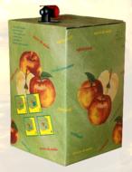 Appel-peren sap-tap, 3 ltr-pak, Hekkert