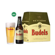 Bio bier, 6x30cl, Budels