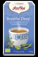 breathe deep tea, 17blt, Yogi Tea