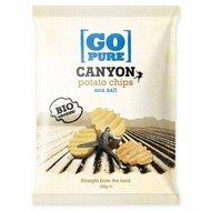 Canyon chips salt, 125g, Go pure