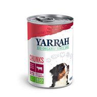 catfood chunks kip en rund, 405g, Yarrah